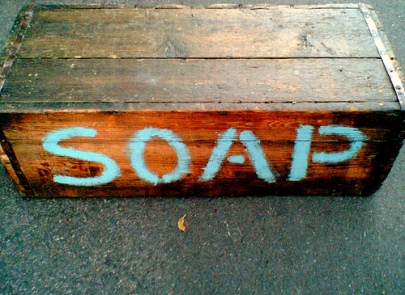 A soap box (Photo by MonsieurLui - http://www.flickr.com/photos/monsieurlui)
