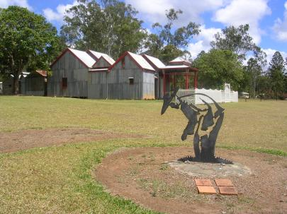 Asian Australian public history project: Hou Wang Temple (Atherton, Qld) | Photo by Tseen Khoo