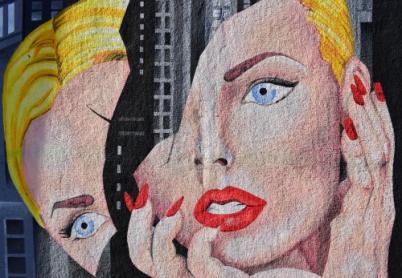 Photo of street art by Christos Barbalis | unsplash.com